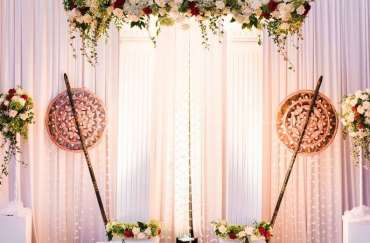 Poruwa Wedding